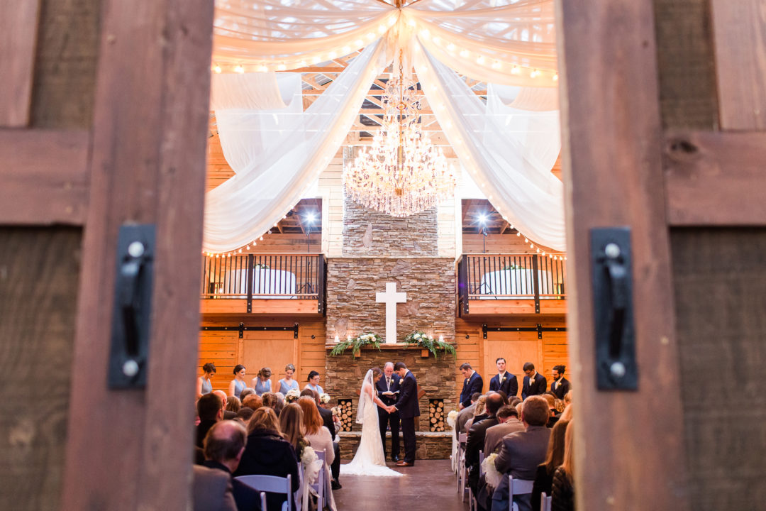 Ceremony at Georgia Wedding Venue