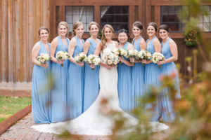 Bridal Party at Georgia Wedding Venue