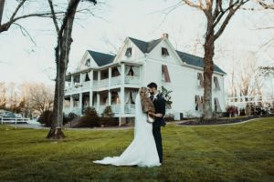 The Wheeler House - Wedding