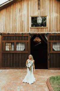 North Georgia Rustic Barn Wedding Venue