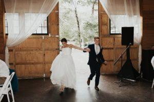 Wedding reception - Wedding dress