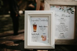 Picture frame - Font