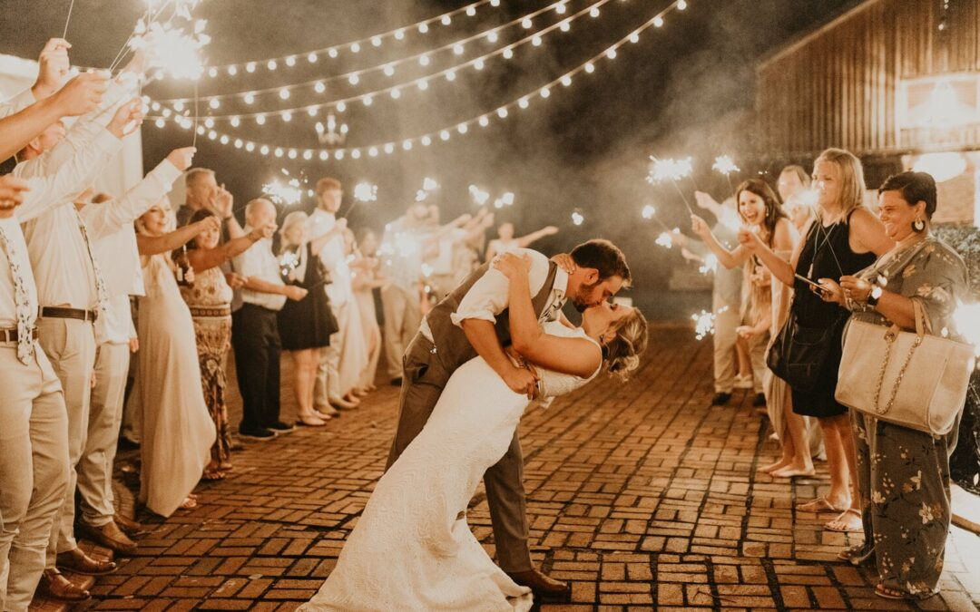 Wedding Spotlight: Madison + Tyler